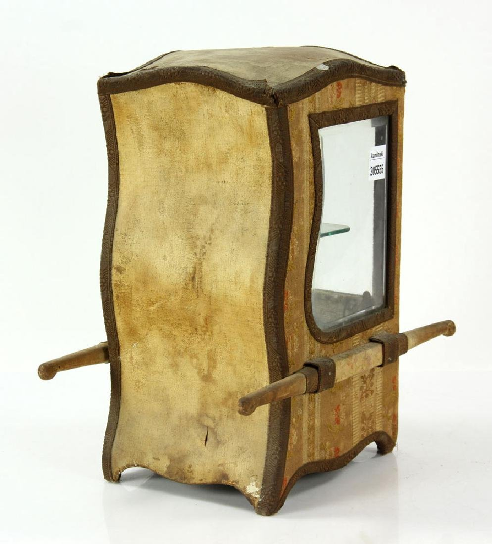 French Miniature Carriage Coach Display Cabinet - 3