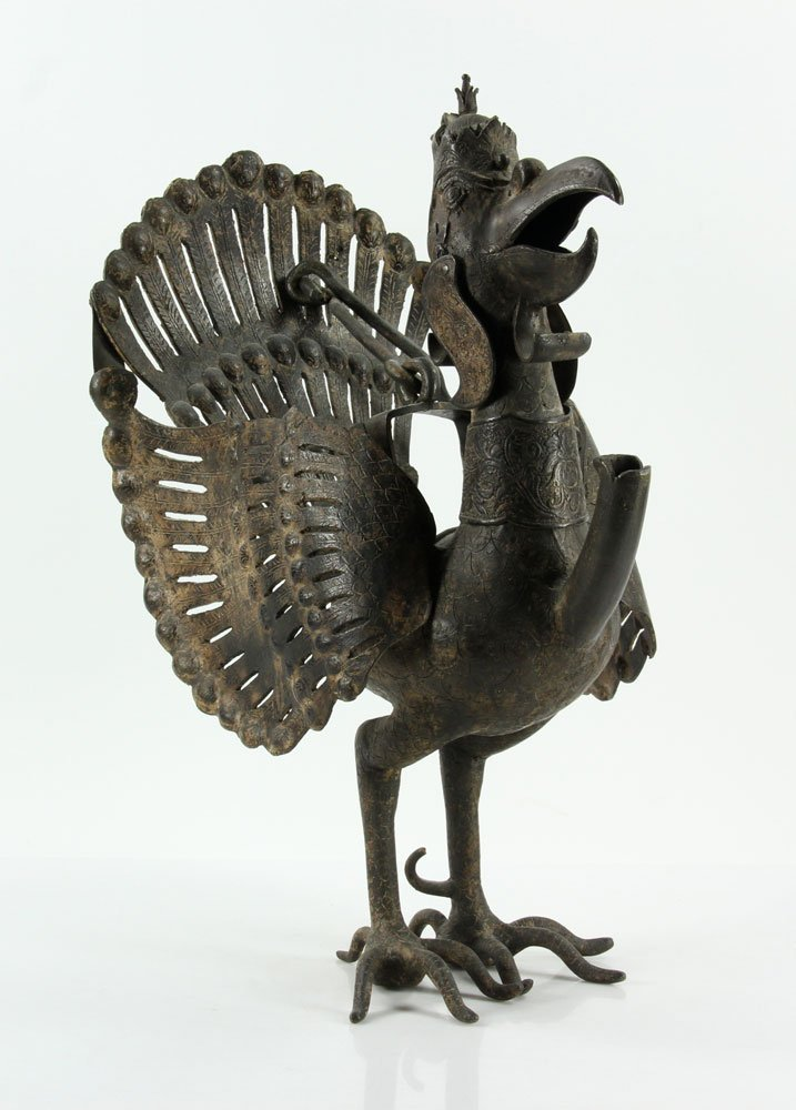 Indian Bird Lantern