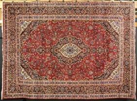 Persian Keshan Carpet