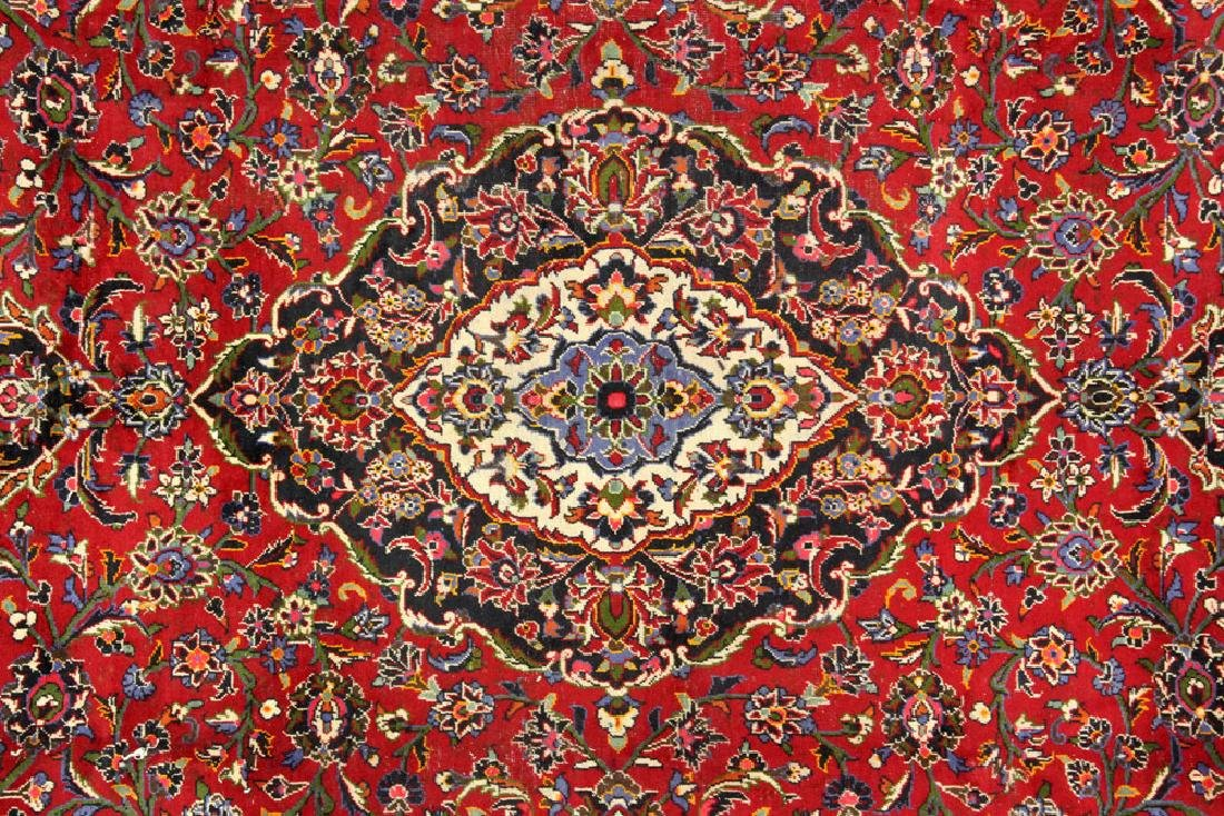 Persian Keshan Carpet - 2