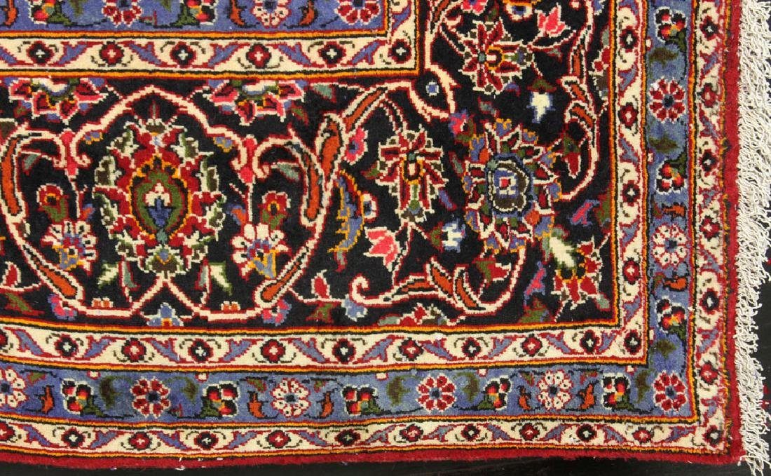 Persian Keshan Carpet - 3