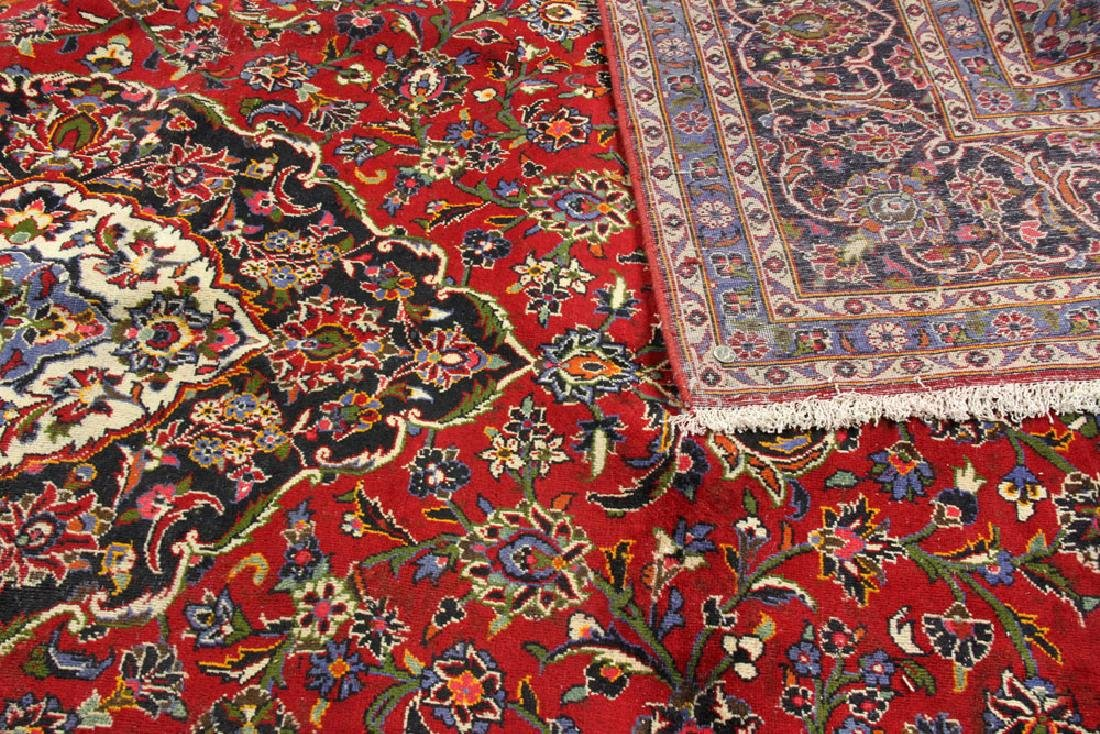 Persian Keshan Carpet - 4