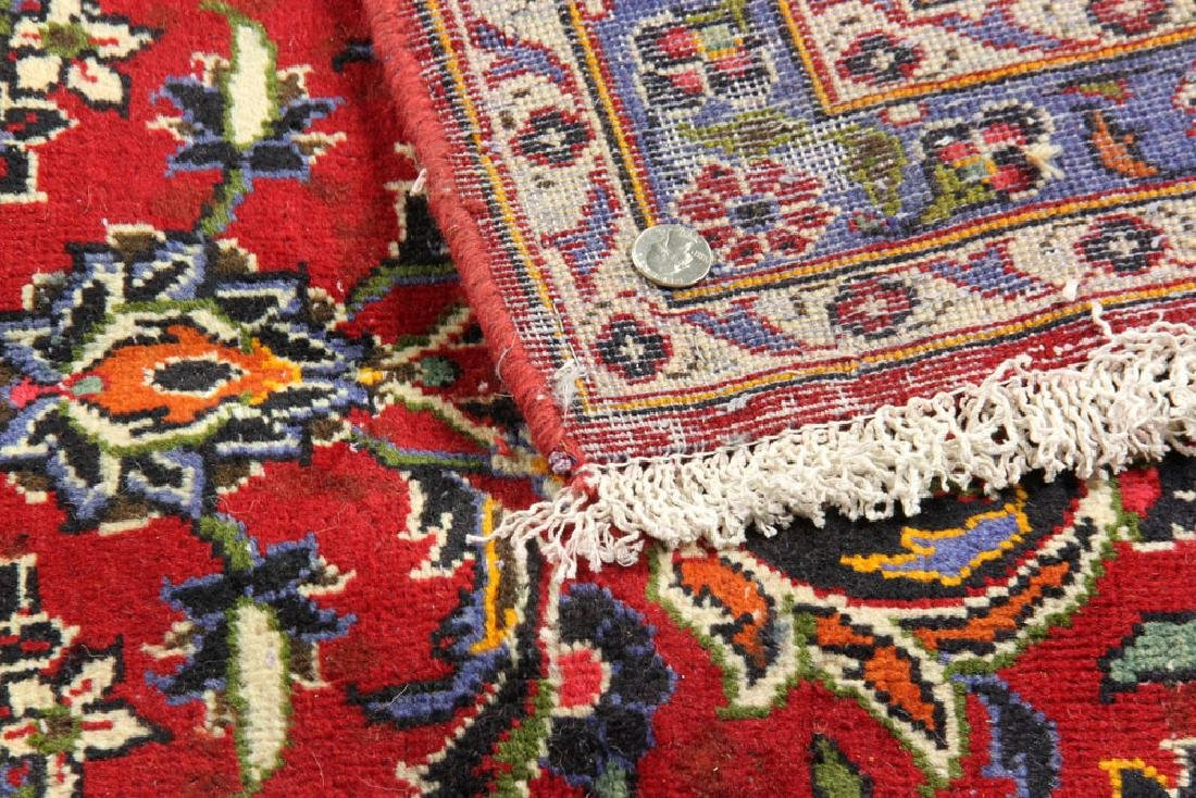 Persian Keshan Carpet - 5