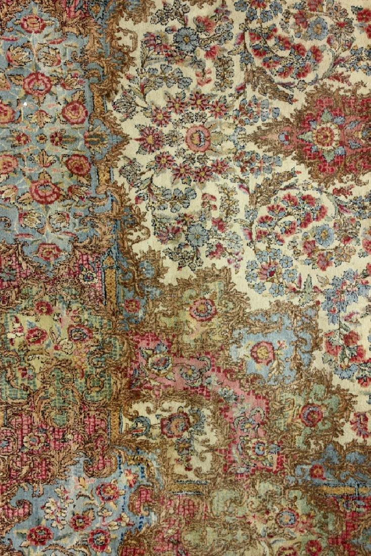 Semi-Antique Persian Carpet - 3