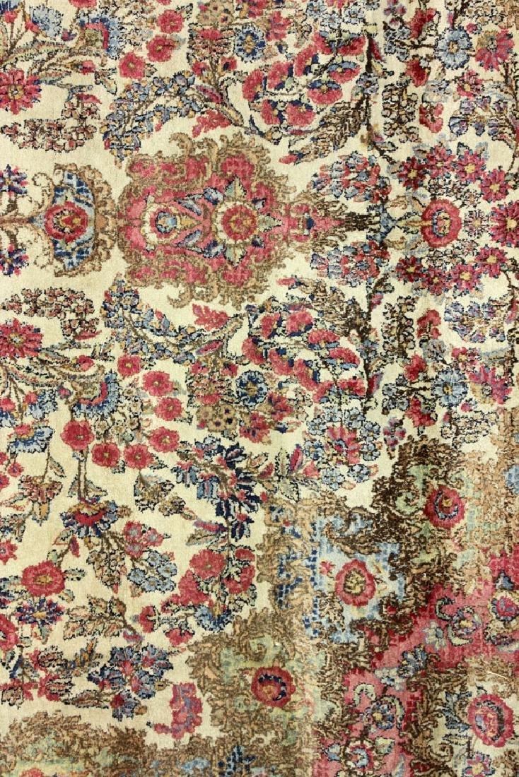 Semi-Antique Persian Carpet - 4