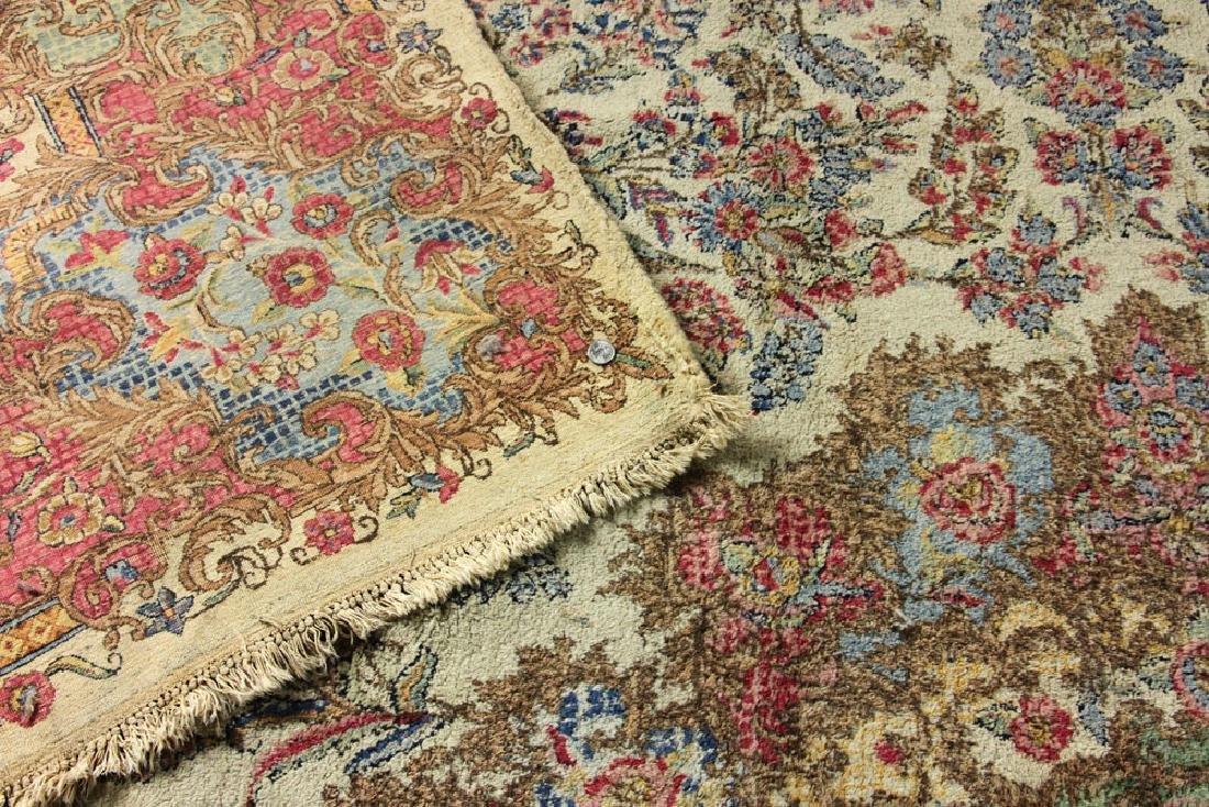 Semi-Antique Persian Carpet - 5