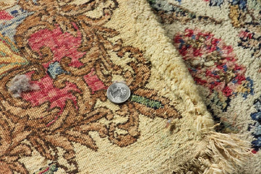 Semi-Antique Persian Carpet - 6