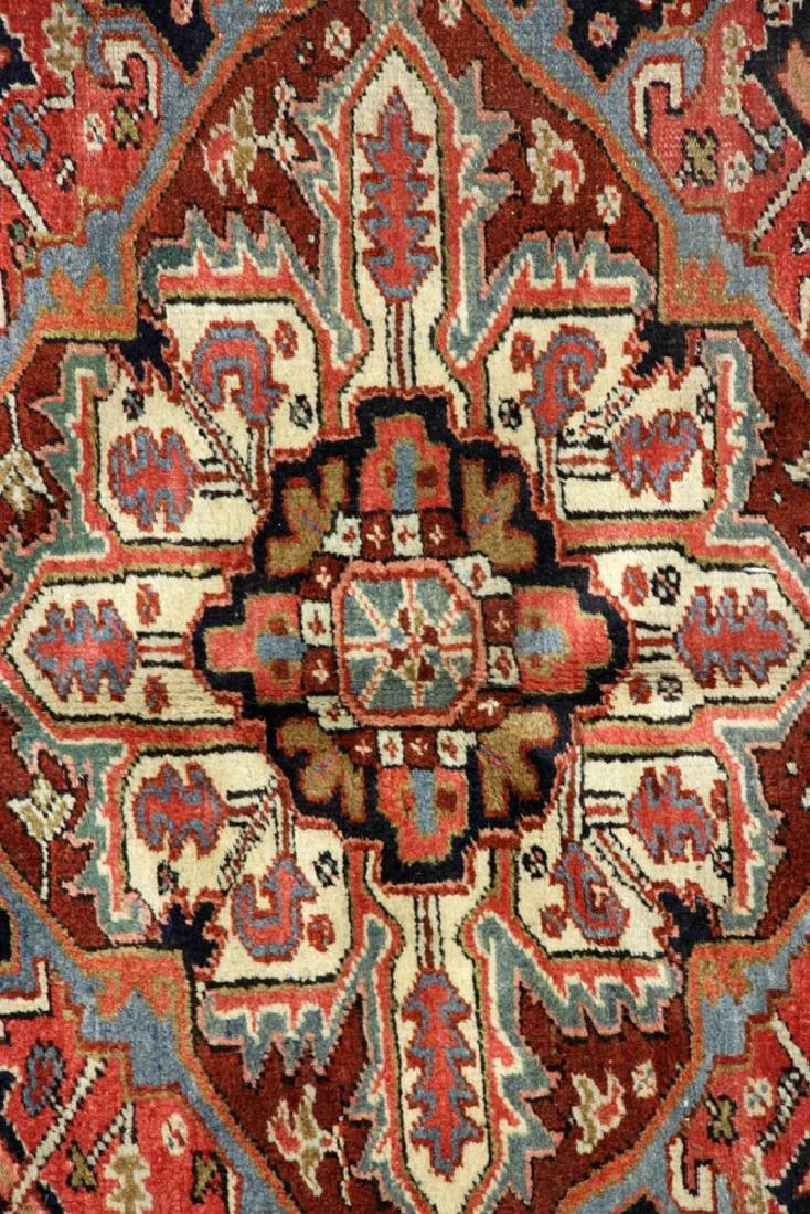 Antique Persian Heriz Rug - 3