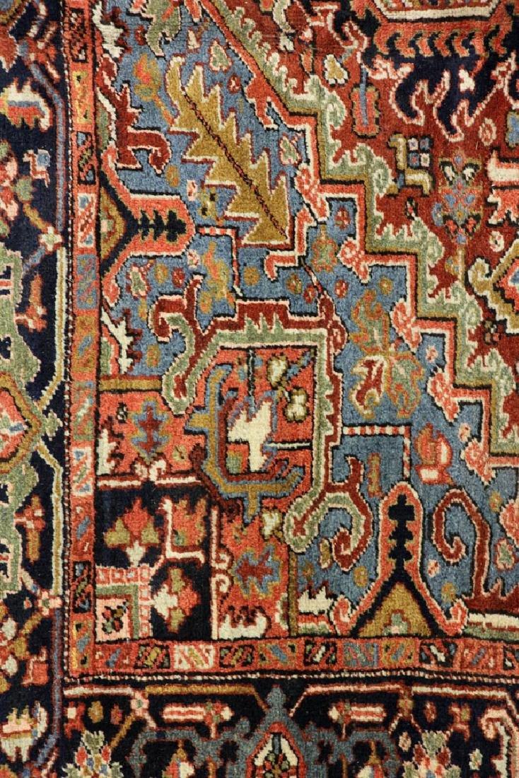 Antique Persian Heriz Rug - 4