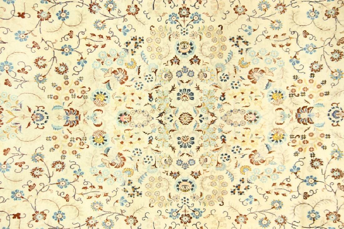 Antique Persian Kerman Carpet - 2