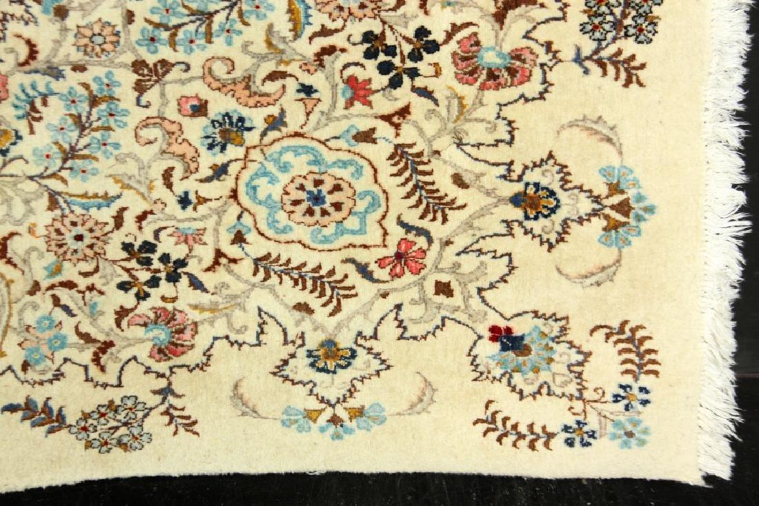 Antique Persian Kerman Carpet - 3