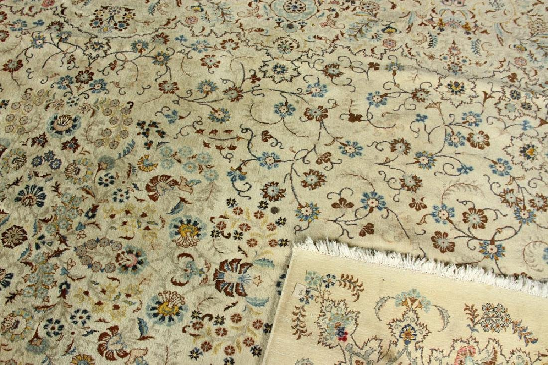Antique Persian Kerman Carpet - 4