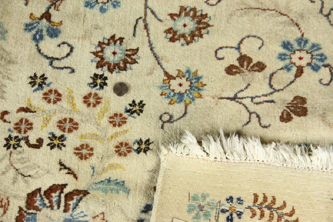 Antique Persian Kerman Carpet - 5