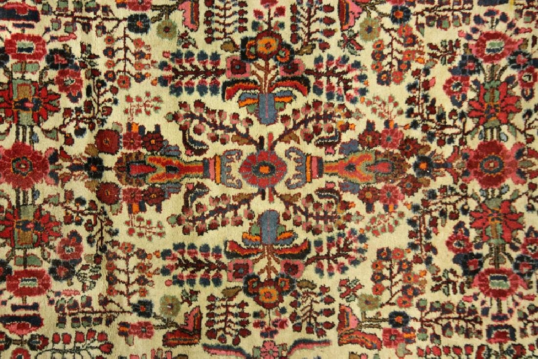 Semi-Antique Persian Carpet - 2