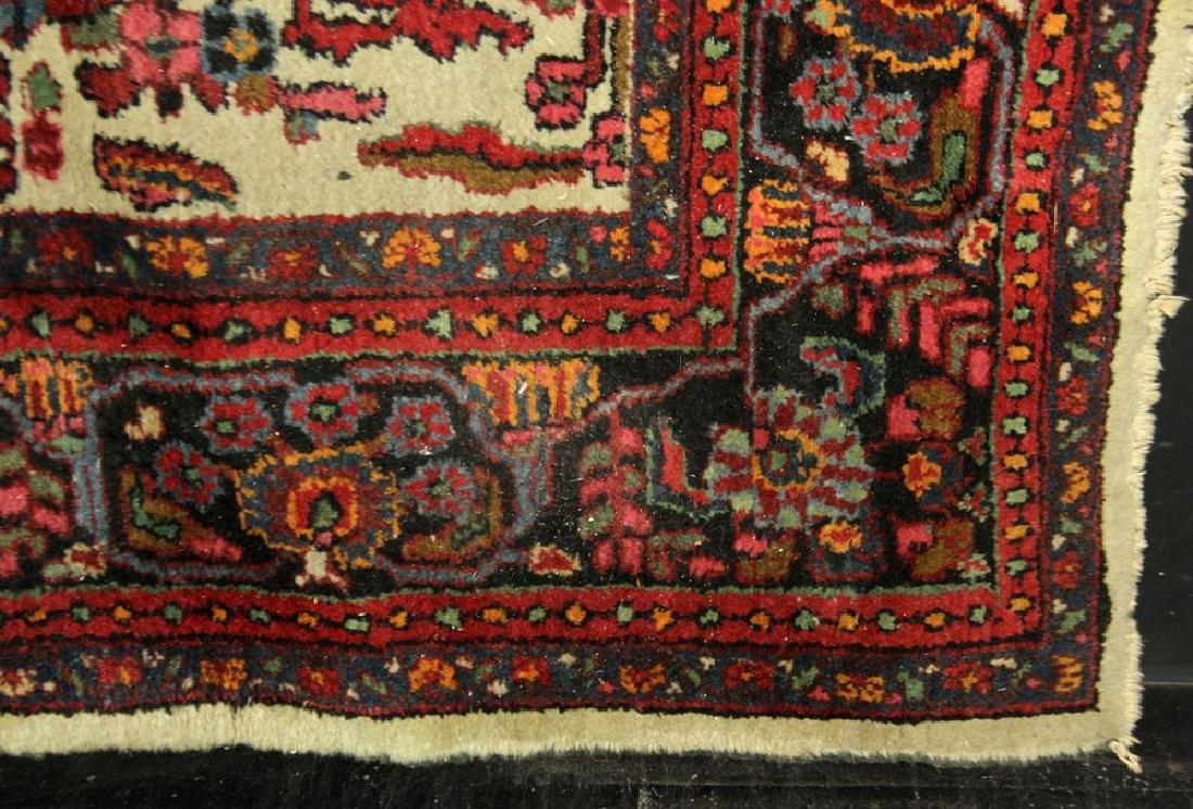 Semi-Antique Persian Carpet - 3