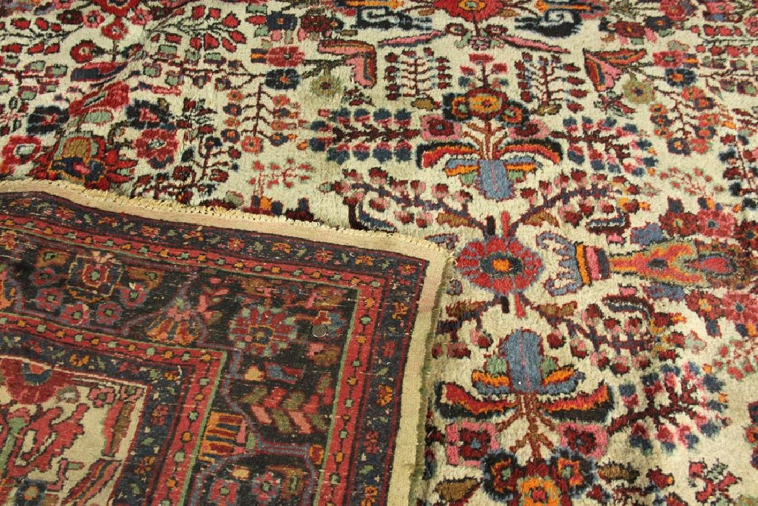 Semi-Antique Persian Carpet - 4