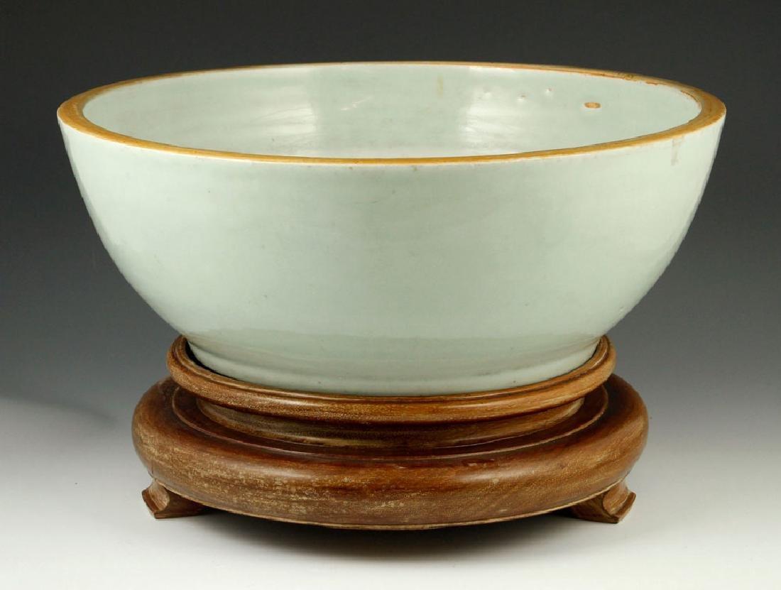 Japanese Celadon Bowl