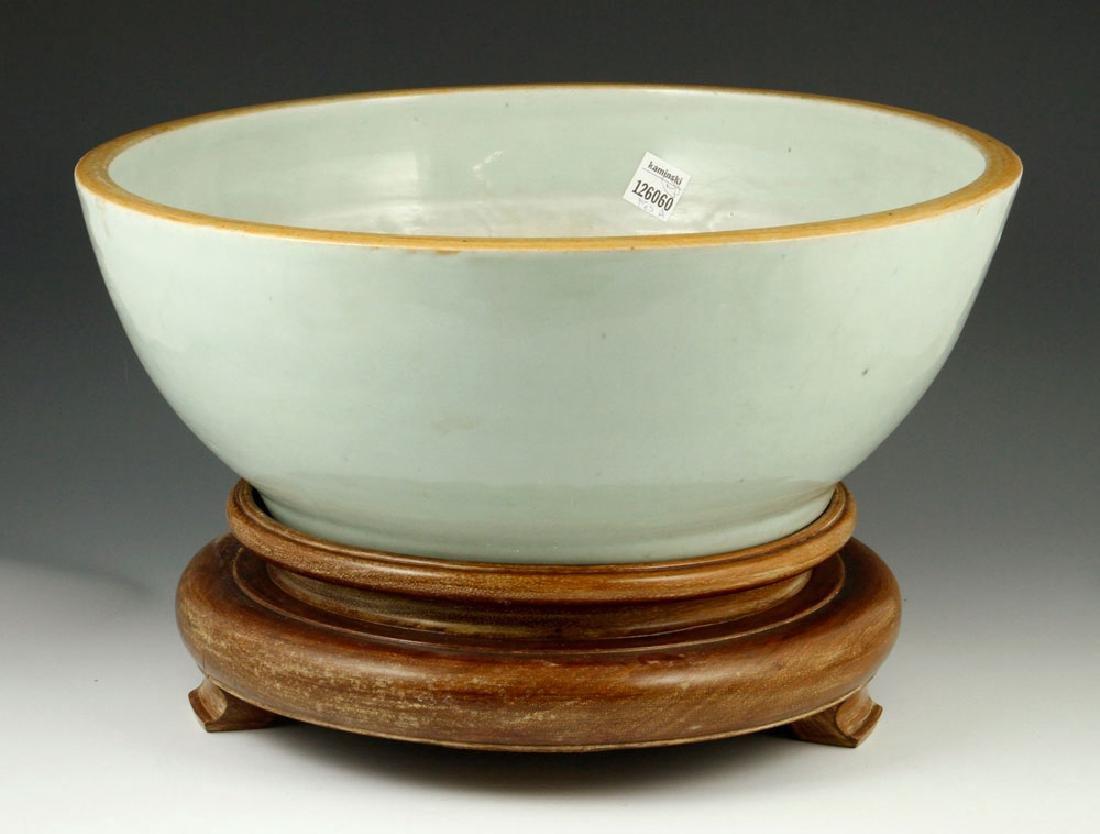 Japanese Celadon Bowl - 2