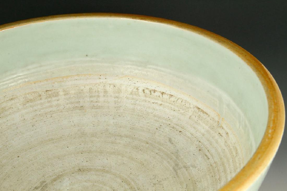 Japanese Celadon Bowl - 3