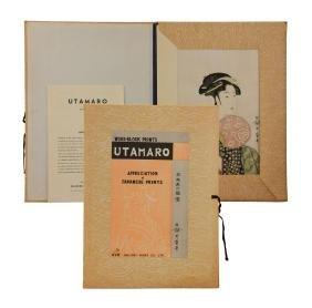 Utamaro Japanese Prints