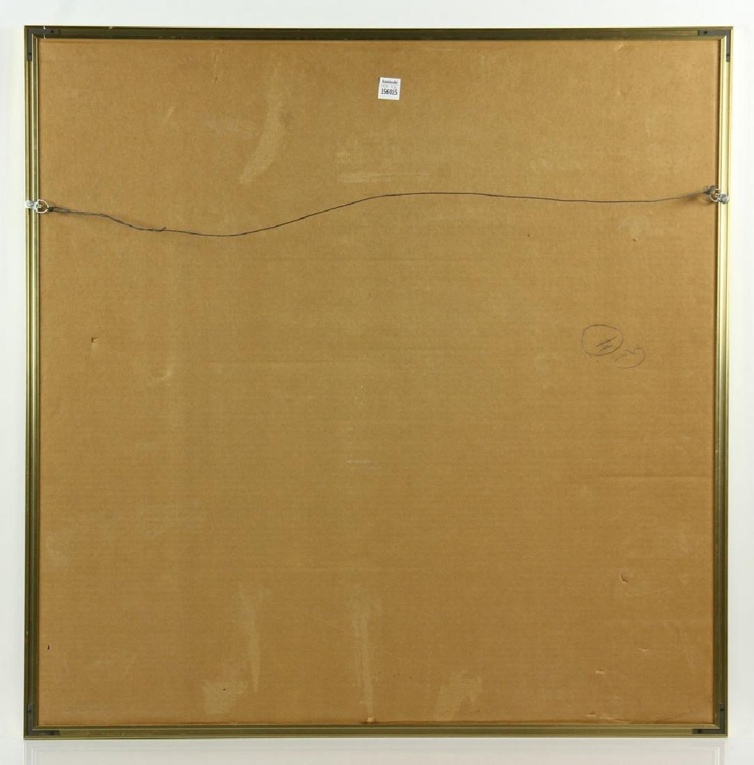 Framed Hermes Scarf - 2