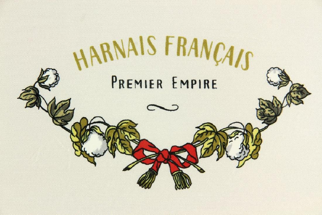 Framed Hermes Scarf - 5