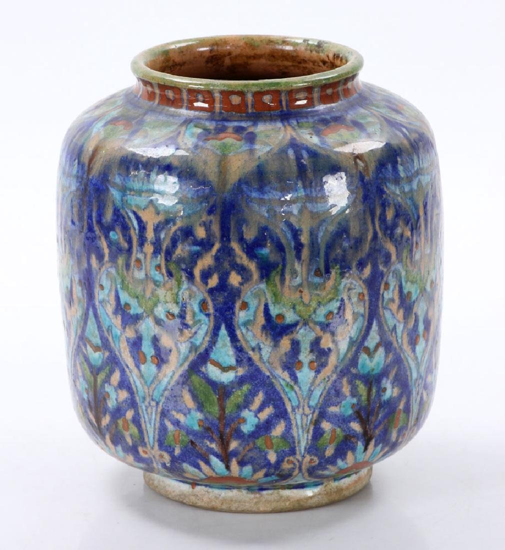 Persian Pottery Jar