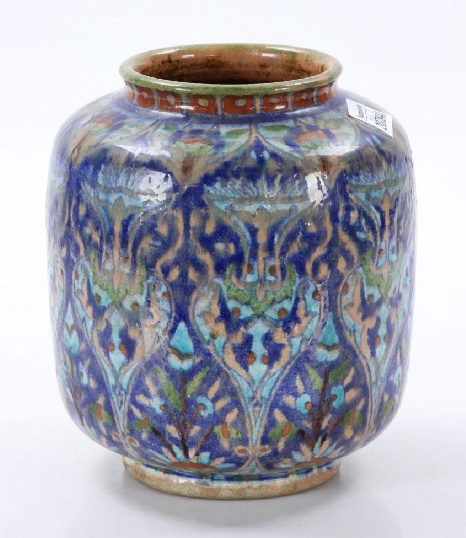 Persian Pottery Jar - 2