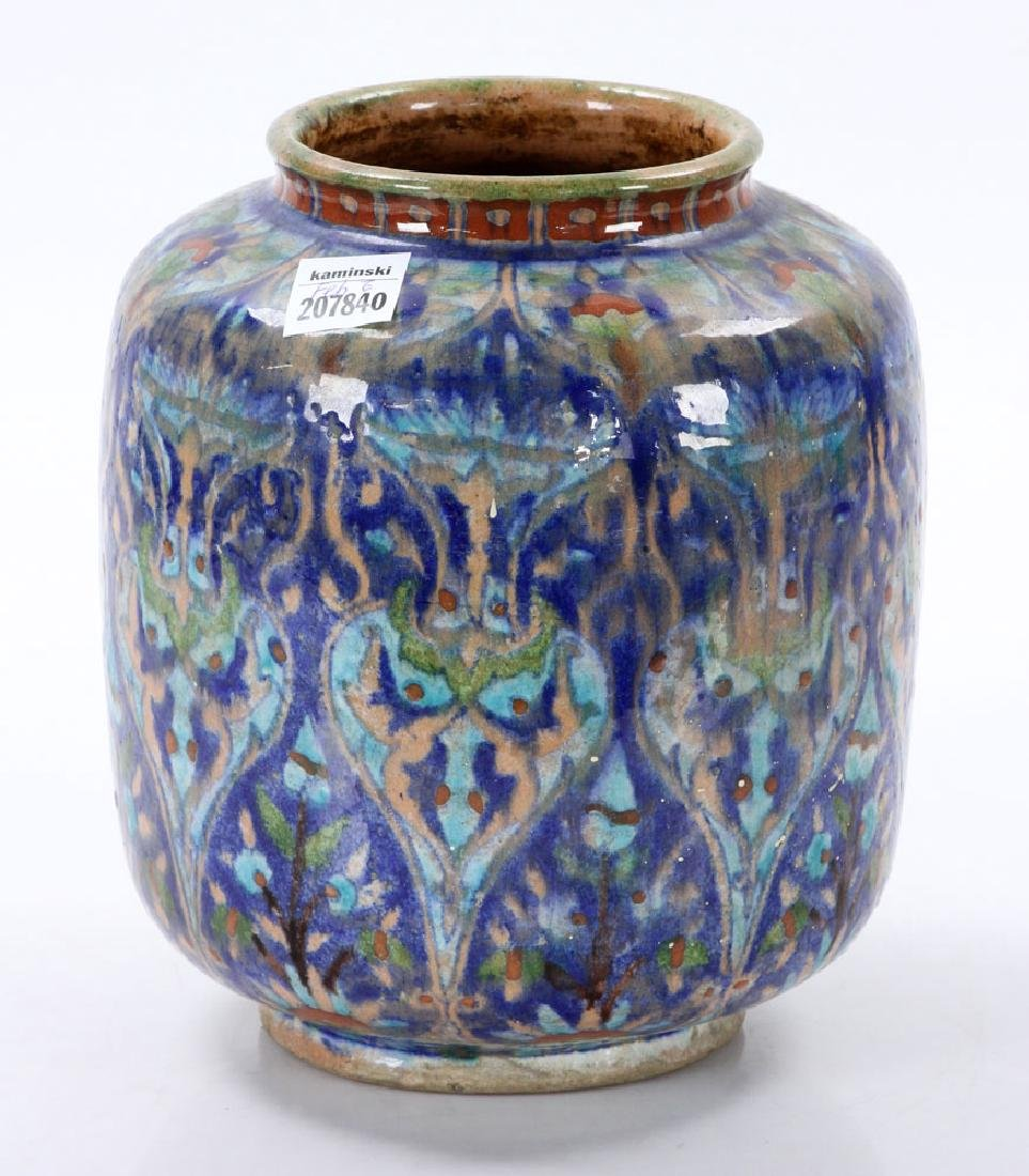 Persian Pottery Jar - 3