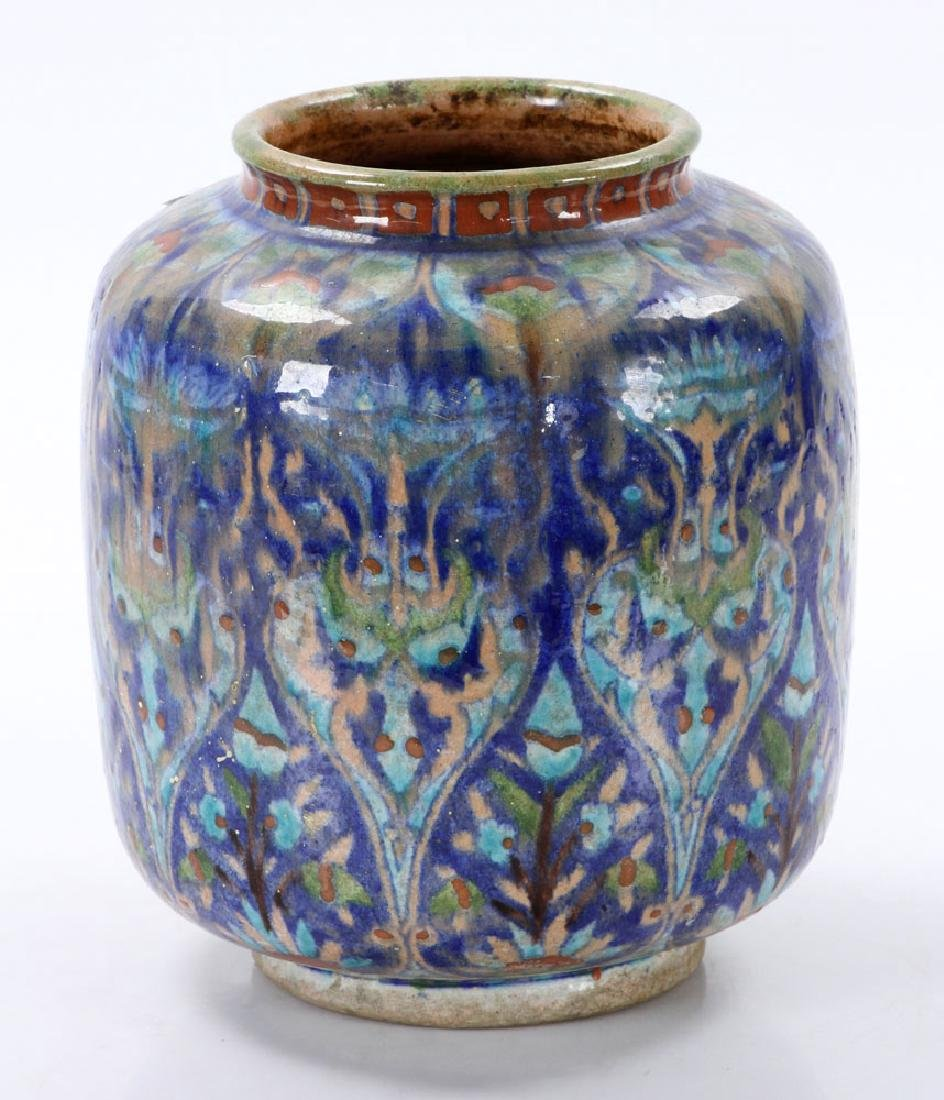 Persian Pottery Jar - 4