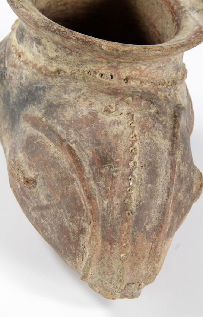 Pre-Columbian Veracruz Maya Vessel - 5