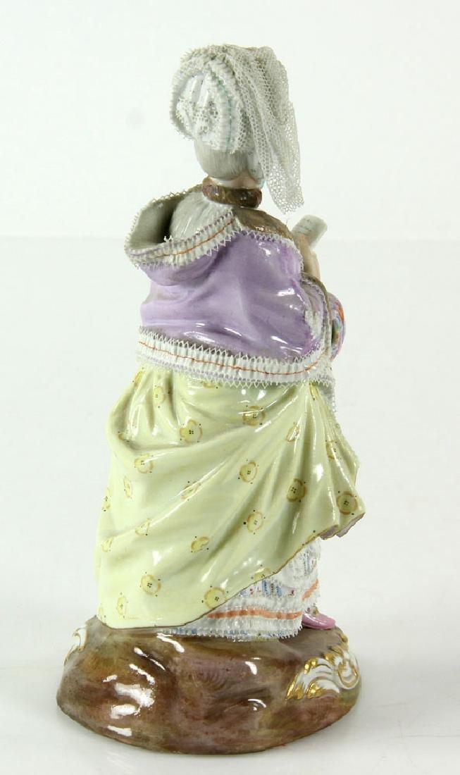 Meissen Porcelain Figure - 2