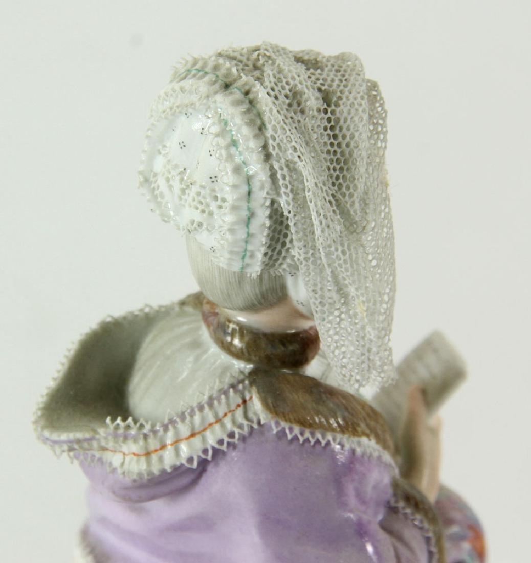 Meissen Porcelain Figure - 6