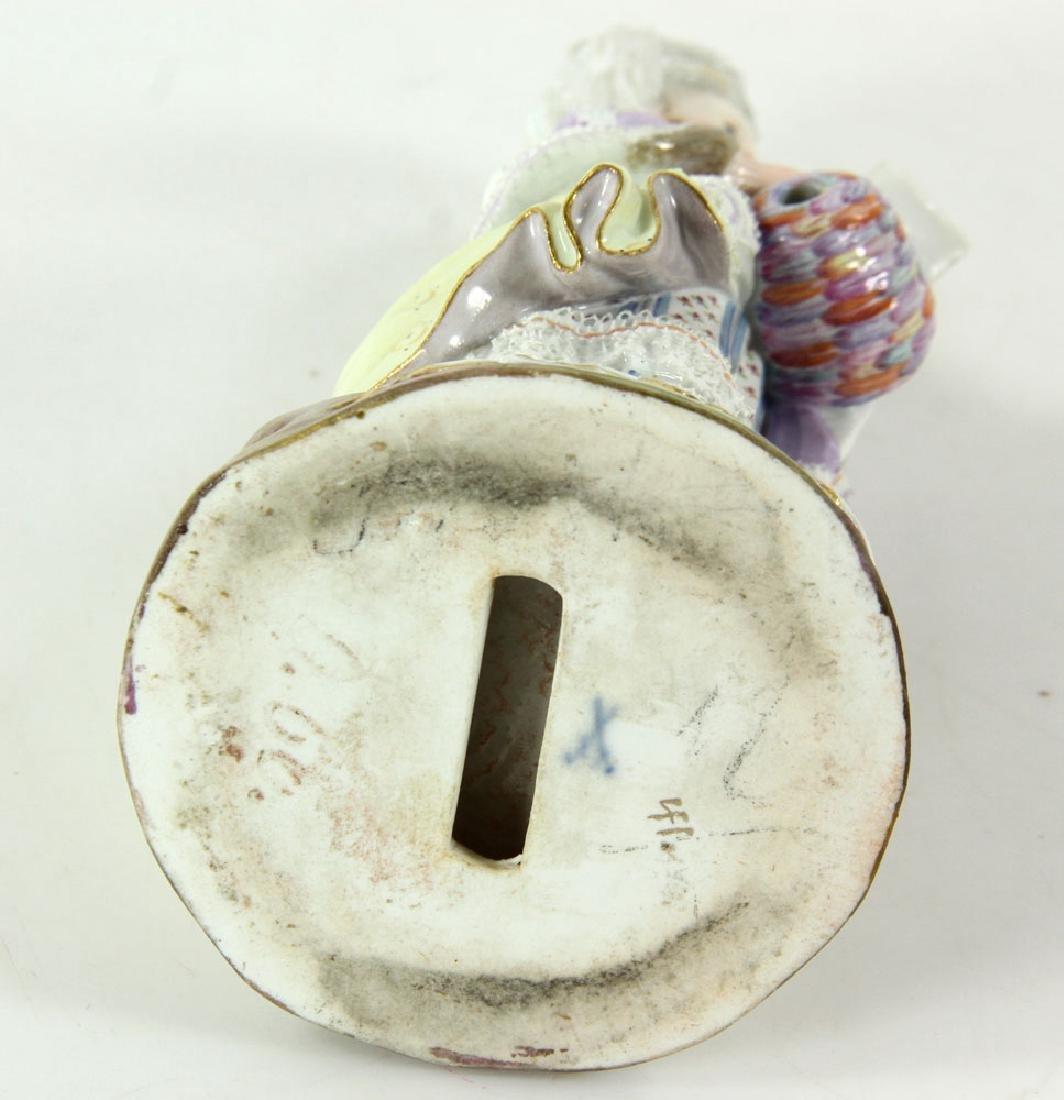 Meissen Porcelain Figure - 7