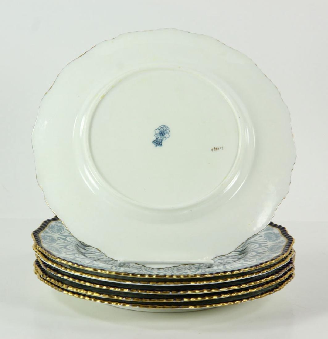 Six Doulton Burlsem Plates - 4