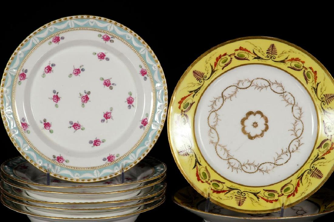 Fourteen KPM Porcelain Plates - 2