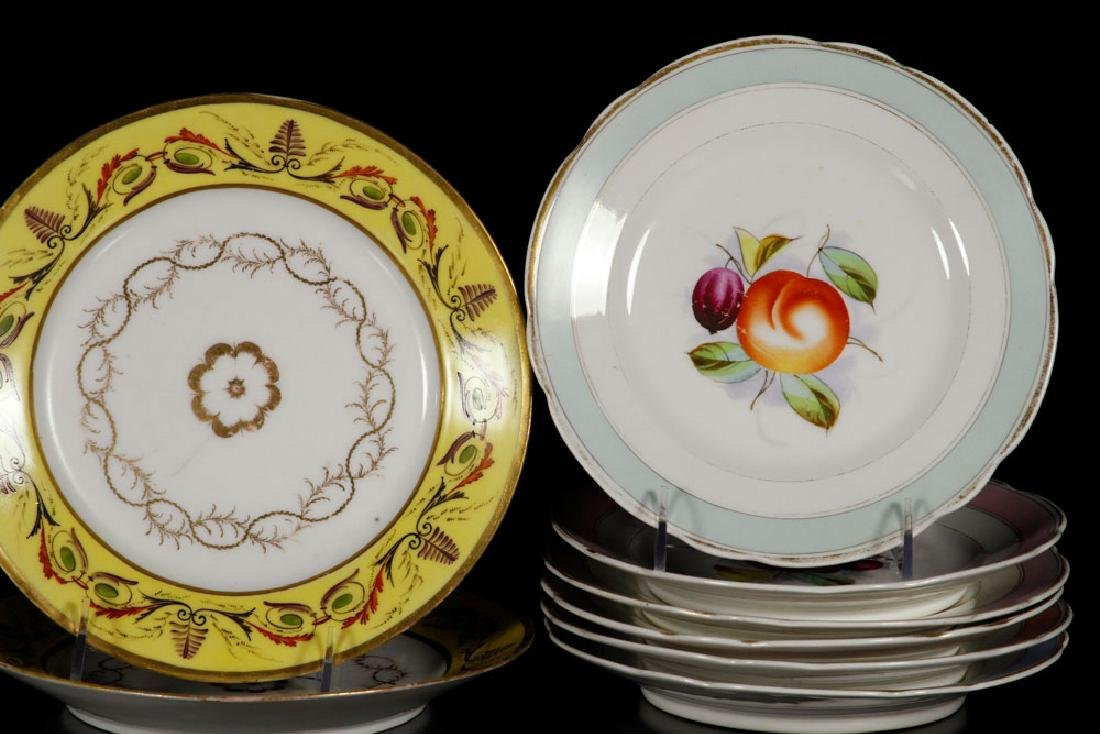 Fourteen KPM Porcelain Plates - 3