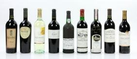 Lot of Vintage Wine and Port