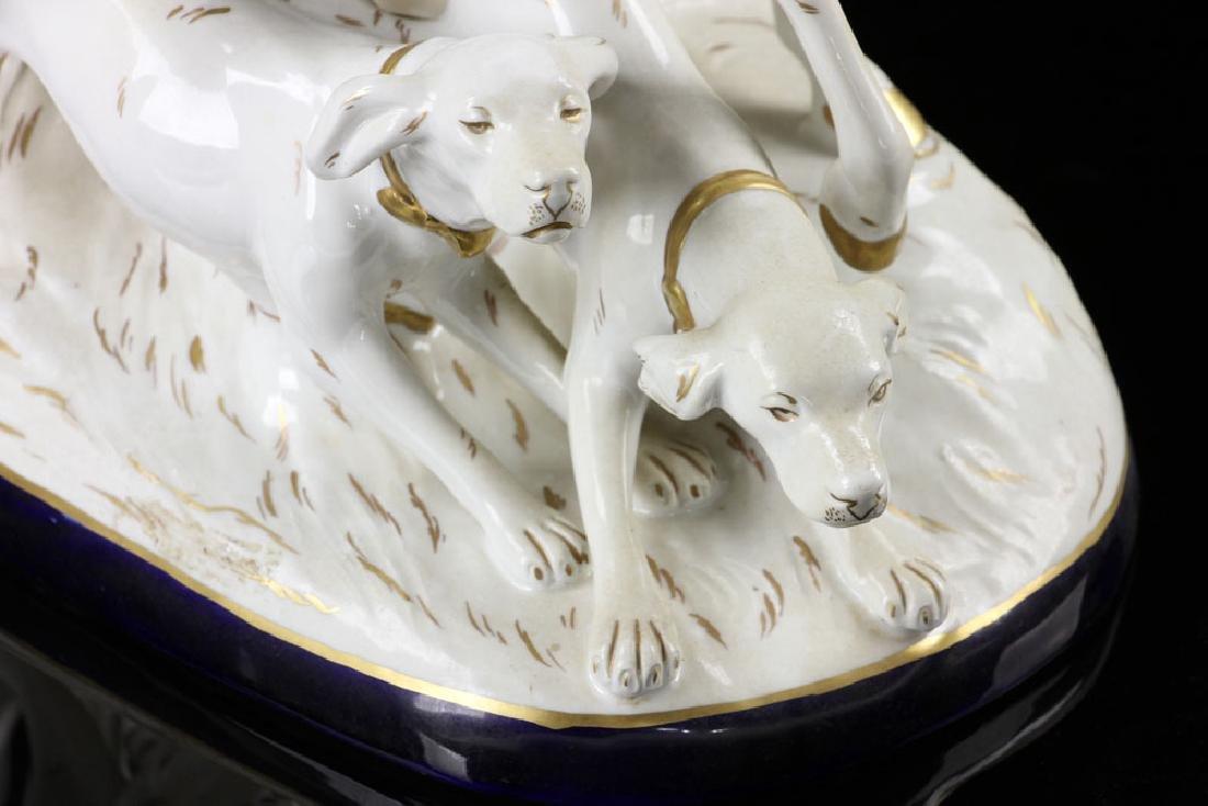 Czech Porcelain Grouping - 6