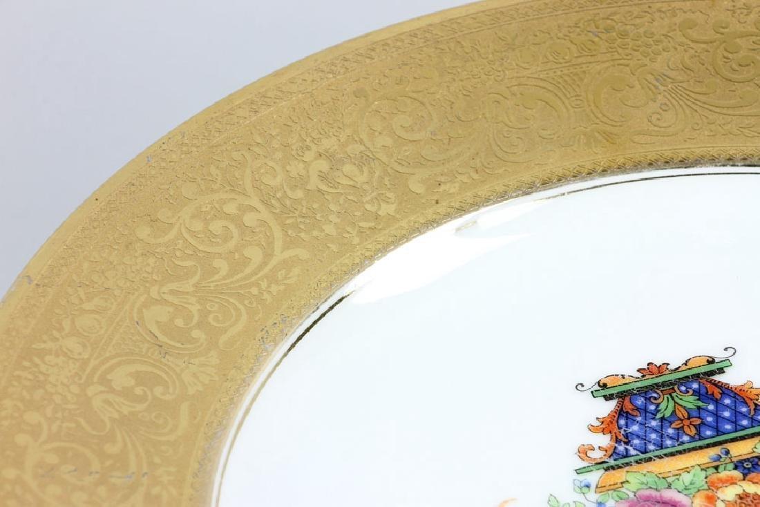 12 Thomas Bavaria Dinner Plates - 5
