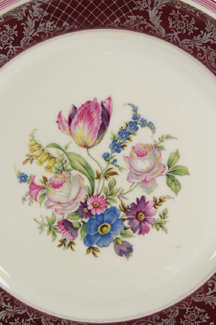 Set of Bavarian Dinner Plates - 3