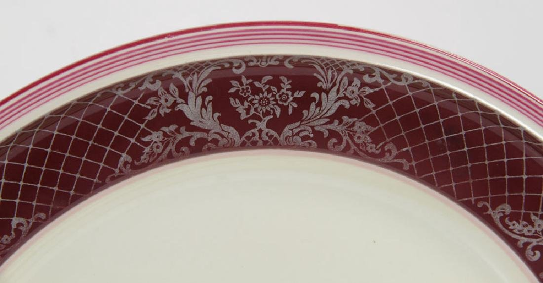 Set of Bavarian Dinner Plates - 4