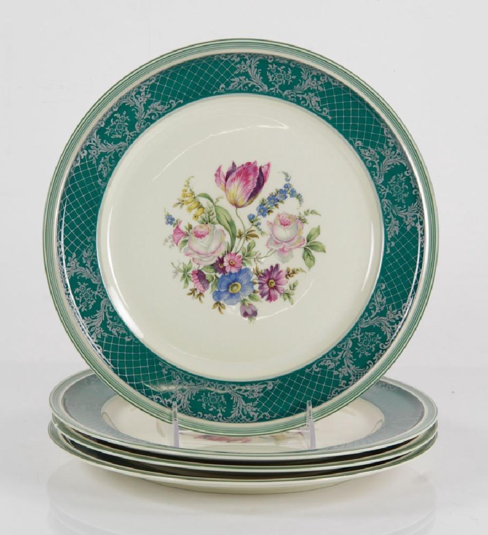 Set of Bavarian Dinner Plates - 6