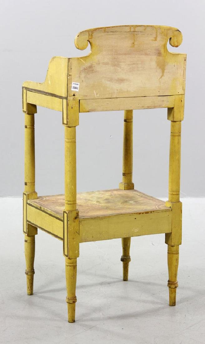 19th C. New England Sheraton Commode - 2