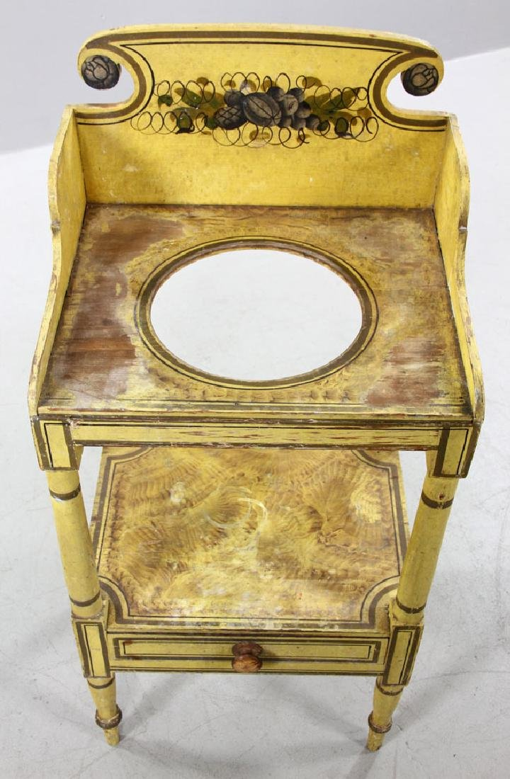 19th C. New England Sheraton Commode - 7