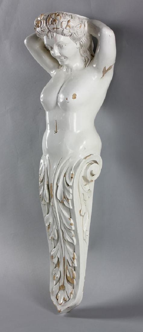 Hawaiian Carved Figurehead - 4