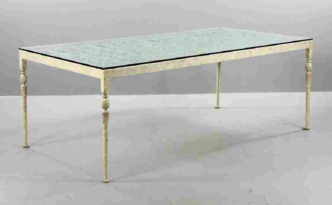 20th C. Italian Iron Table