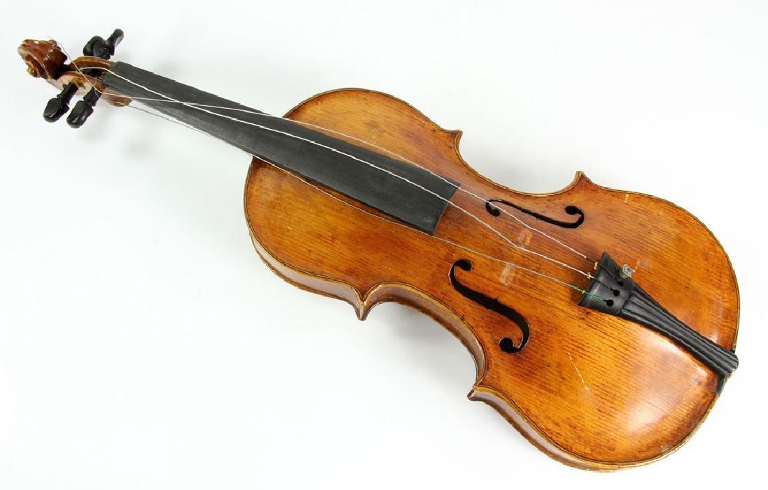 After Zuzzi, Italian 4/4 Full Violin