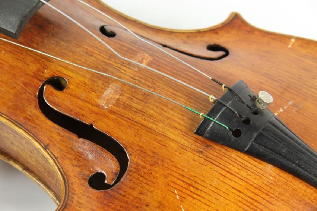 After Zuzzi, Italian 4/4 Full Violin - 2