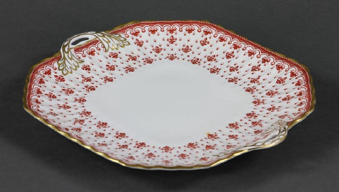 """Spode """"Fleur de Lys"""" Porcelain Service for 6 - 7"""
